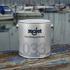 SEAJET 033 SHOGUN антиобростайка с самополировкой голубая 2,5л