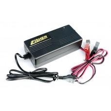 Зарядка Fisher для гелевых аккумуляторов 90-100Ah