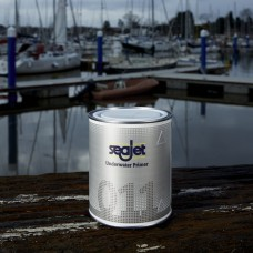 SEAJET 011 грунтовка, только для подводной части 2,5л серебро