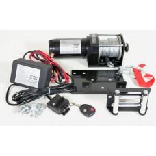 Лебедка для ATV 2500 lbs ANTAI д/у