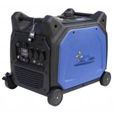 Генератор-инвертор Weekender X6500ie электрозапуск
