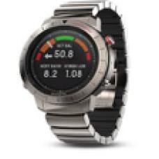 fēnix Chronos -Titanium with Brushed Titanium Hybrid Watch Band